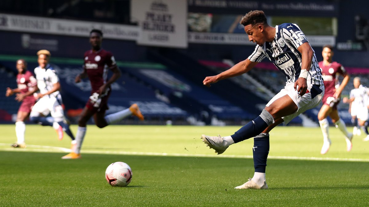 Were off and running again here. Come on you Baggies! 💙 Follow the second-half ➡️ wba.co.uk #WBALEI