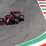 #Seb5 passing RAI, now he's P11. #TuscanGP