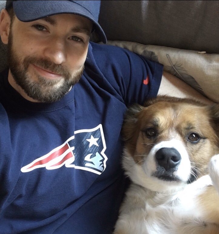 Stop posting that picture of Chris Evans. Ya'll guys need to chill and let him BREATHE  #chrisevansleak https://t.co/YyuLbqdLNB