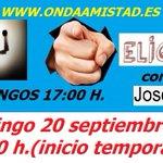 Image for the Tweet beginning: DOMINGO 20 SEPTIEMBRE INICIAMOS TEMPORADA
