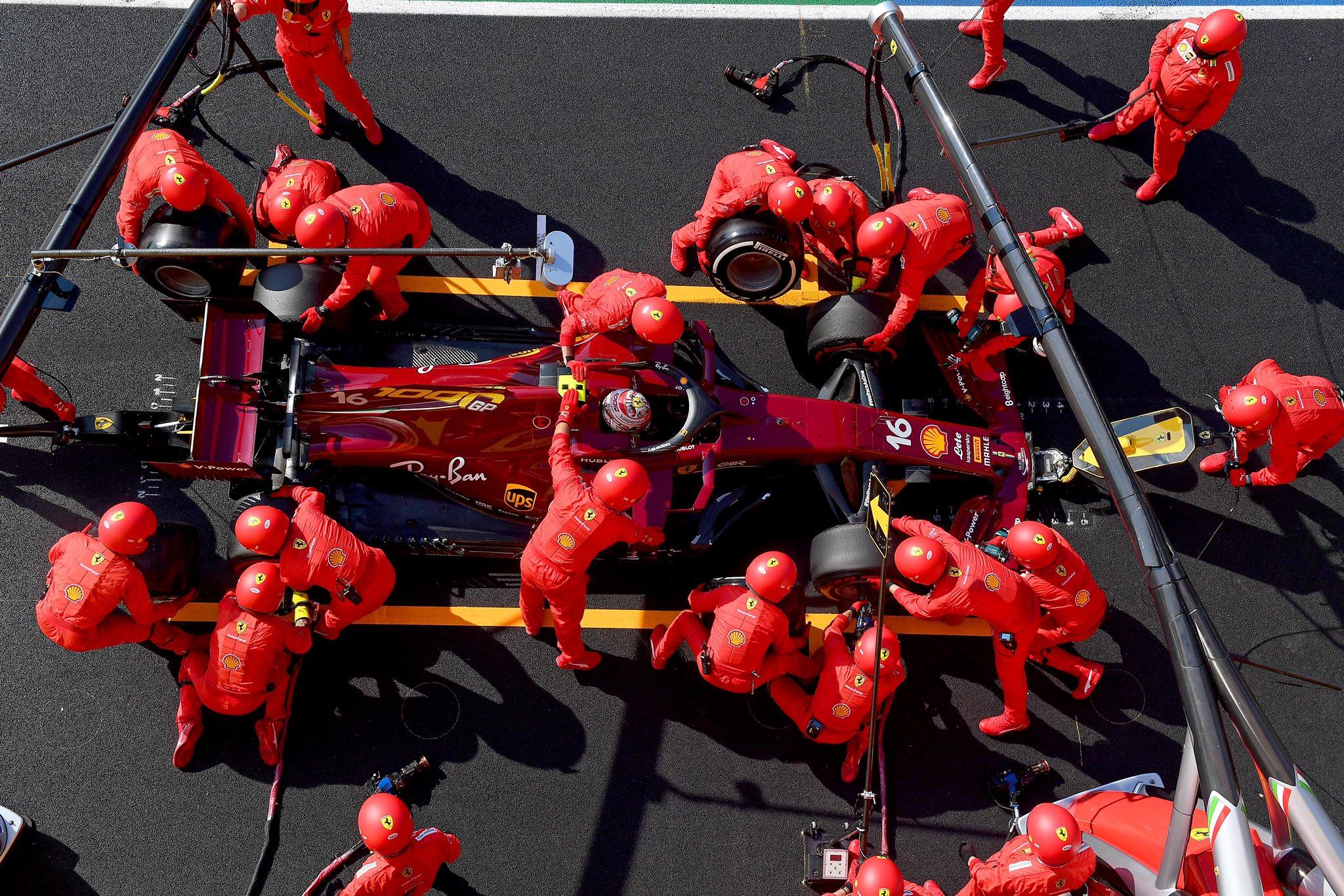Leclerc e Binotto confermano: a Sochi arriveranno aggiornamenti minori