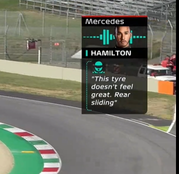 """""""Mr Peter Bonnington, I fear the Pirelli P-Zero tyres that are attached to the four corners of my Mercedes AMG Petronas Formula One car may be deceased"""" #TuscanGP https://t.co/L4xWTJ3jEI"""