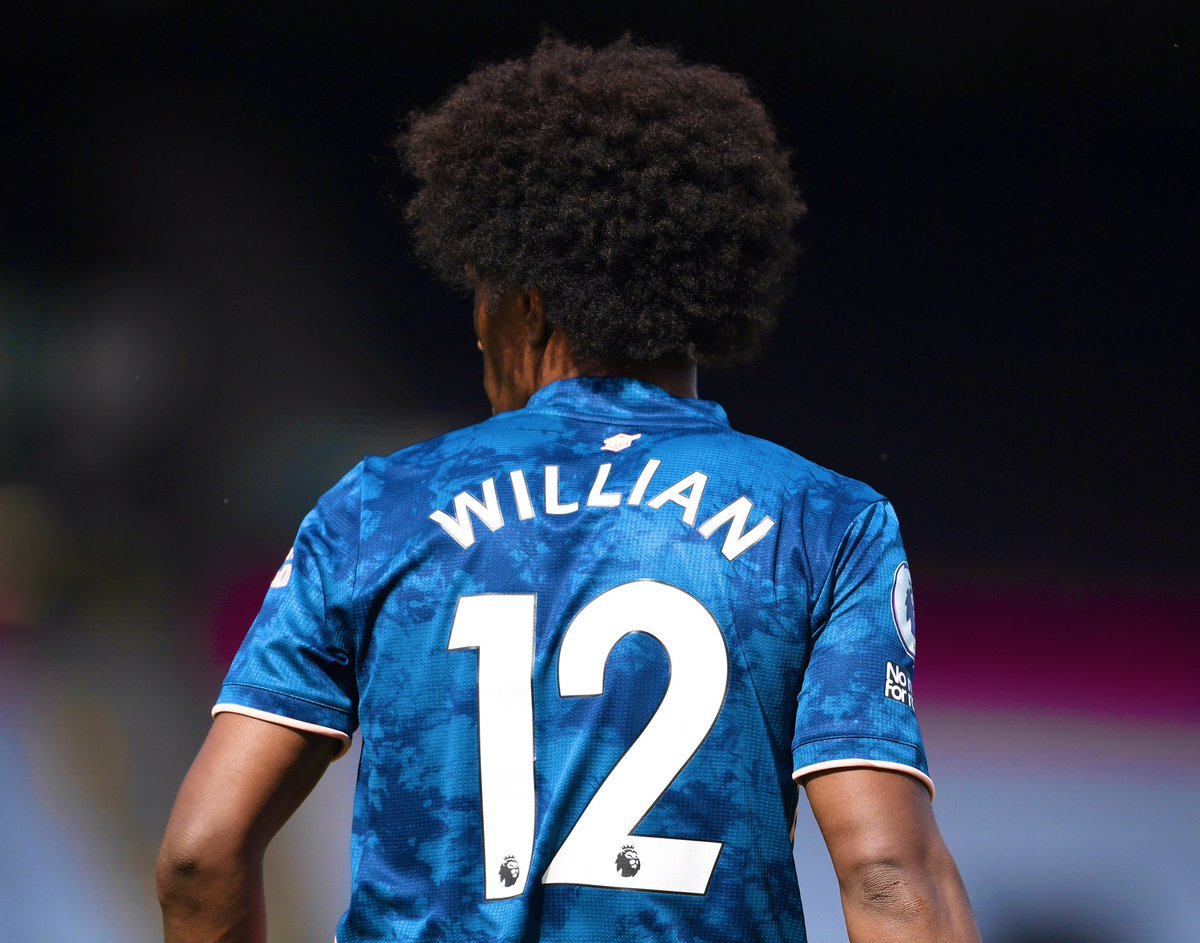 Replying to @Arsenal: 🇧🇷 @willianborges88