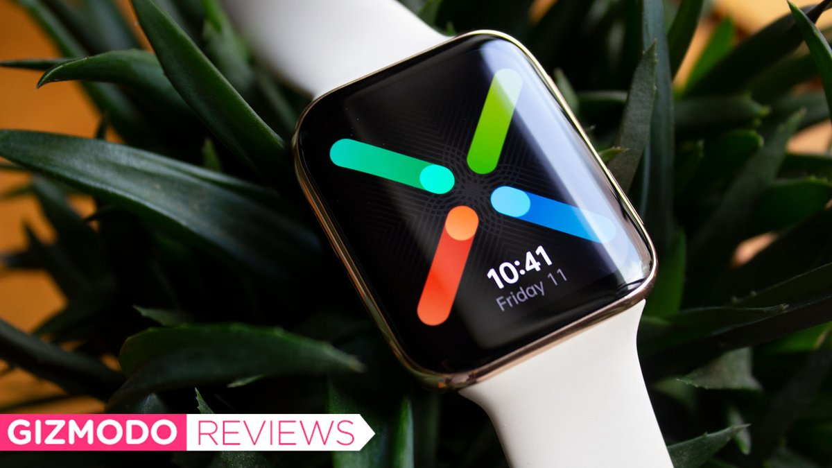 This is clearly an Apple Watch clone, but its also a damn good Wear OS watch