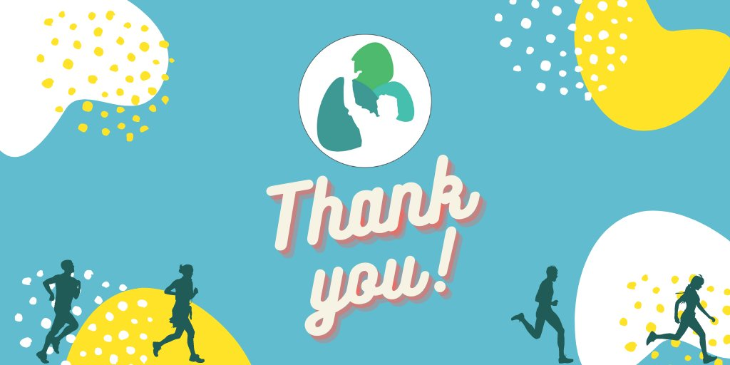 A huge thank you to everyone who fundraised for us by taking part in the #Virtual Great North Run.  You're amazing!