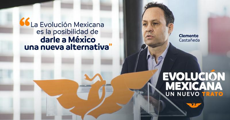 En @MovCiudadanoMX nos resistimos a pensar que nuestro país está condenado al pasado. México necesita mirar hacia el futuro, construyamos juntas y juntos un nuevo trato que haga posible la #EvoluciónMexicana. https://t.co/WYNlIC6FwZ