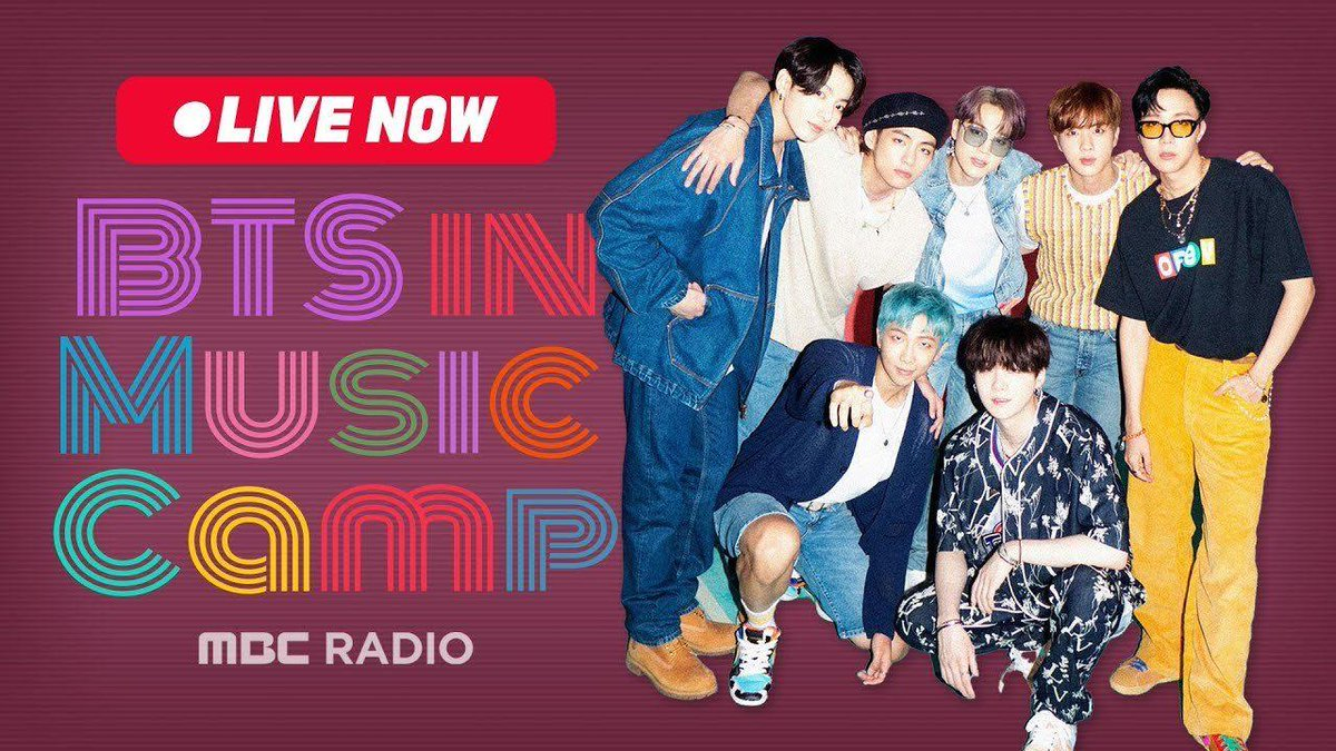 [INFO] 200914 @BTS_twt #BTS will be guesting on Bae Cheol-soos Music Camp TODAY (9/14) @ 6PM KST. 🔗 (youtu.be/9a-AuvwSWFA)