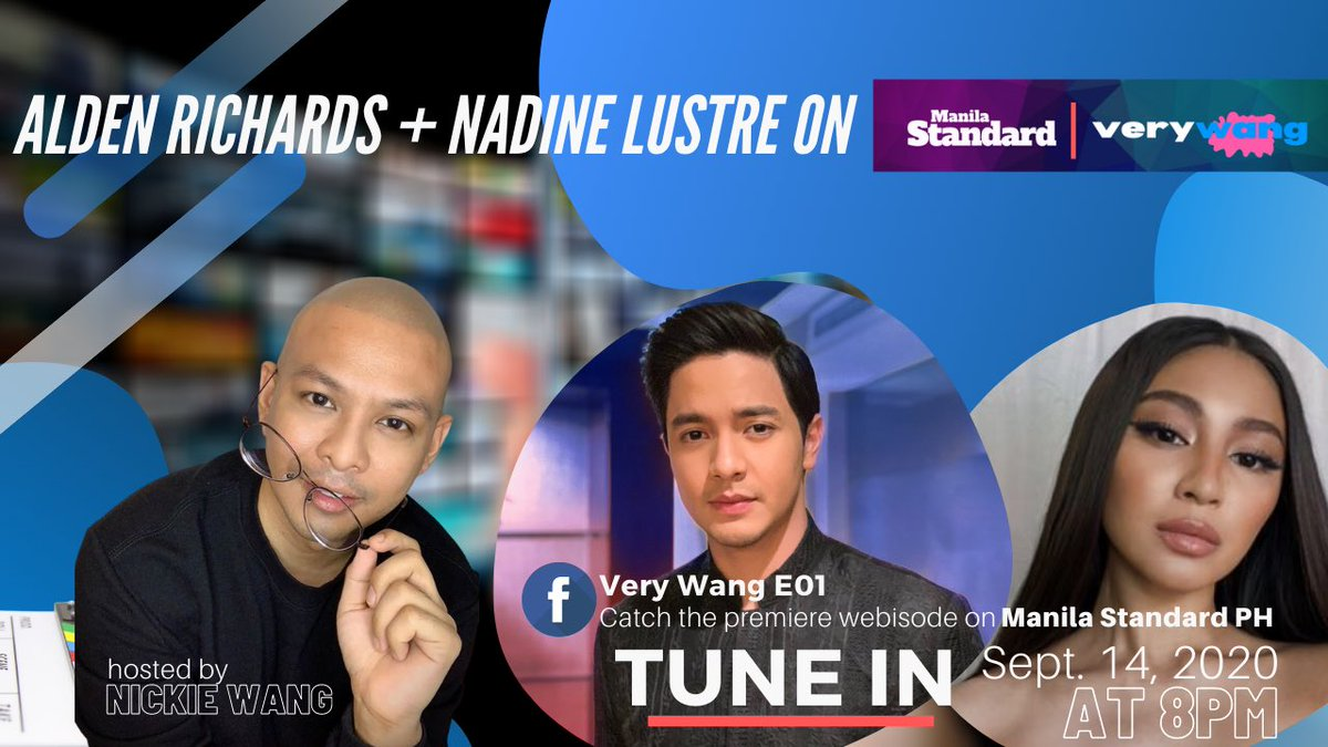 Watch out for Manila Standard's exclusive interview with Ultimate Superbods #AldenRichards and #NadineLustre as they talk about leading a healthy and active lifestyle while in quarantine. Follow @MlaStandard and @MLAStandard_Ent for update. Follow Manila Standard PH on FB.