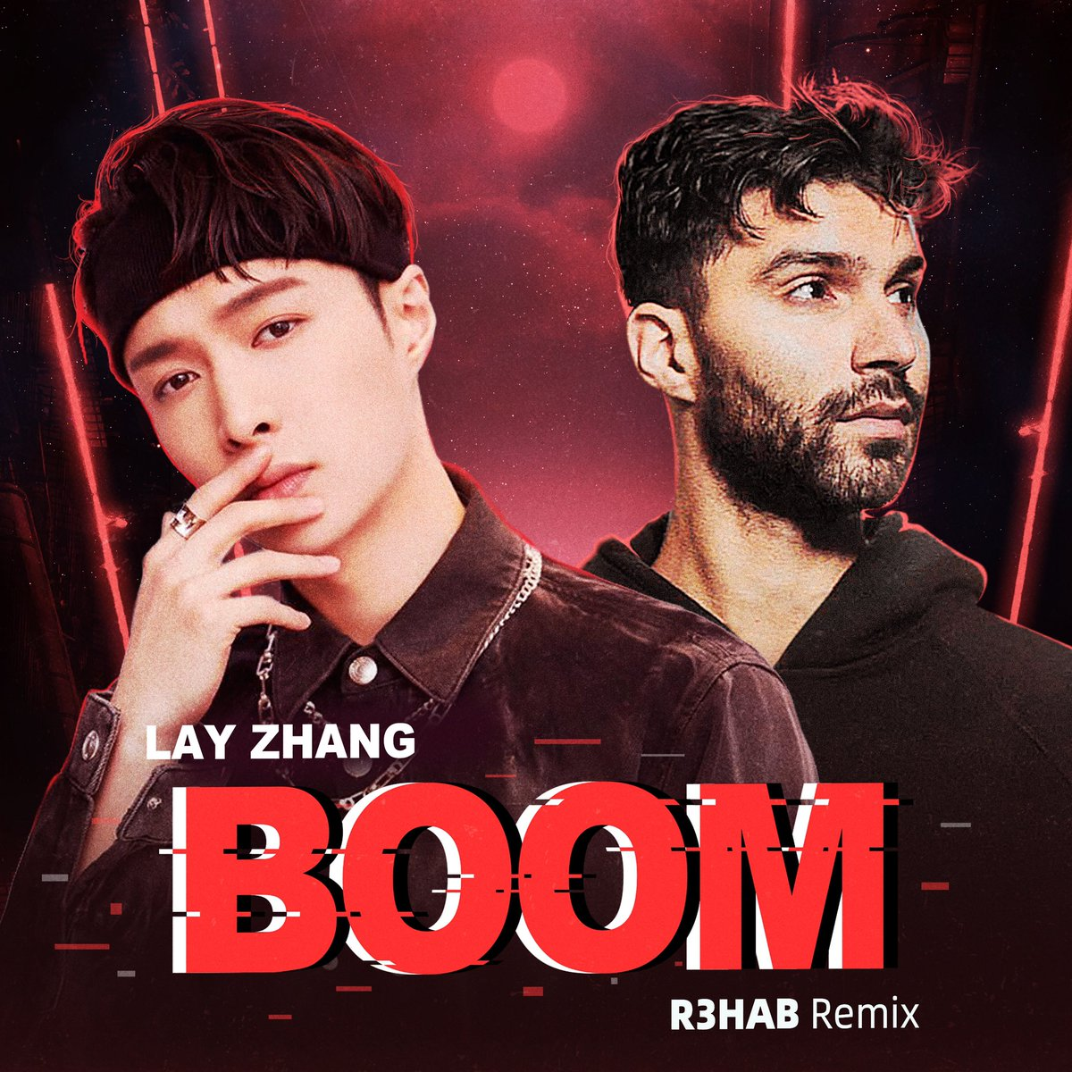 My remix of BOOM with @R3HAB is out now! I hope you like the new energy and vibe on it! LINK TO LISTEN ➡️ LAY.lnk.to/BOOM_R3HAB