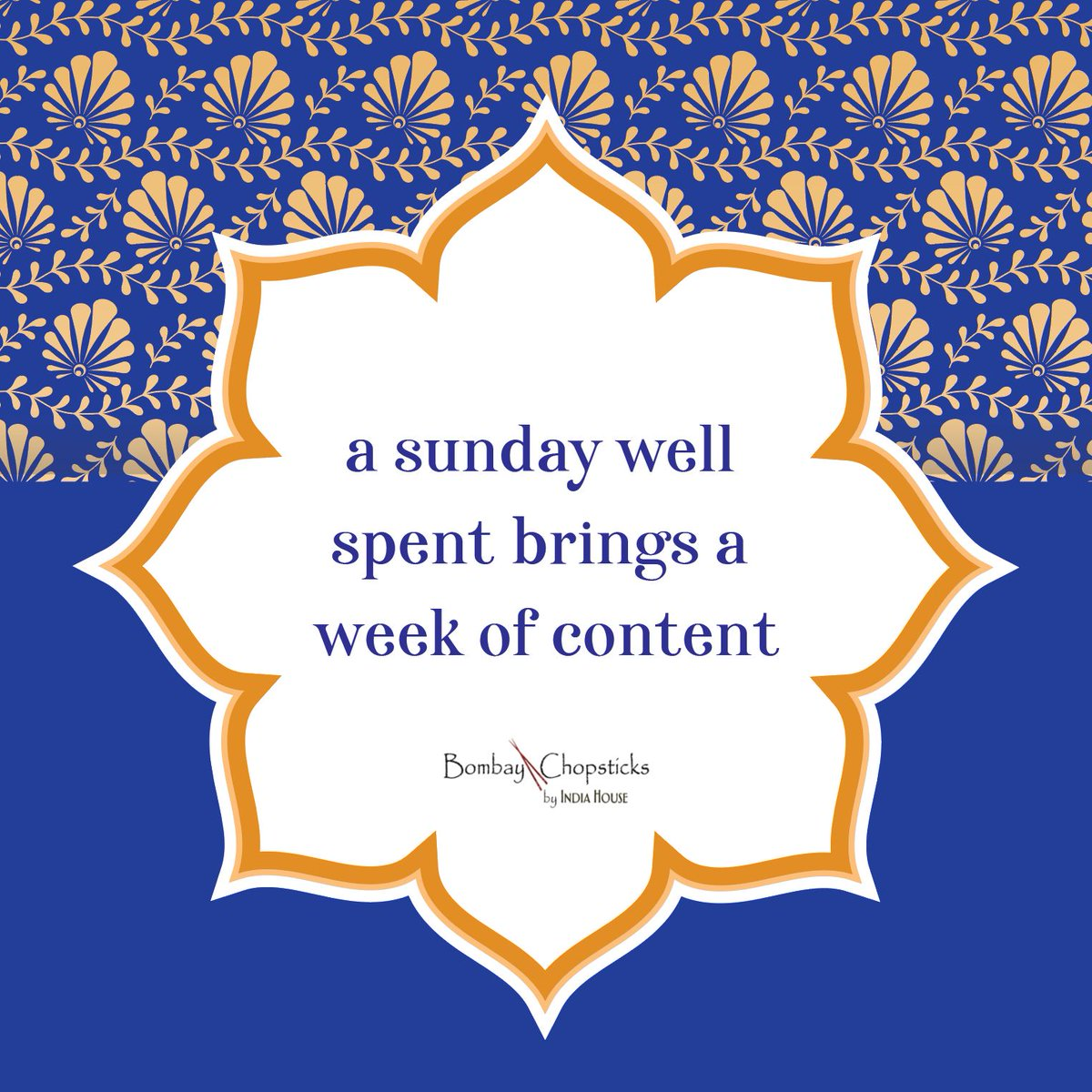 How are you spending your Sunday? Tell us in the comments! Bonus points if it involves take-out from Bombay Chopsticks! 🥢😜 . . #bombaychopsticks #bombaychopsticksbyindiahouse #IndianFood #ChineseFood #IndoChineseFusion #NapervilleIL #NapervilleRestaurant #NapervilleBusiness ... https://t.co/ca17Y3J8iB