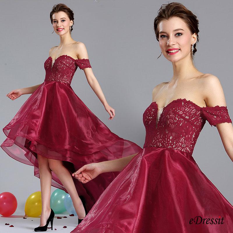 eDressit Burgundy Off Shoulder Lace #Prom #Homecoming #Dress (04181117) https://t.co/LBrLvleeMc