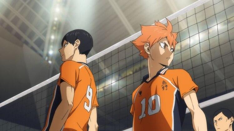 「ハイキュー!! TO THE TOP」第2クール、烏野と稲荷崎の春高2回戦開幕 #ハイキュー #hq_anime