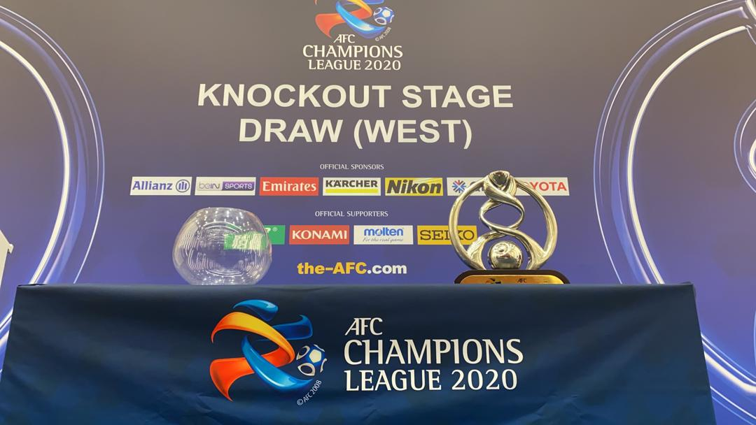 Stage is set for the #ACL2020 Knockout Stage draw!  Are you ready? https://t.co/Mpc5bQI8a0
