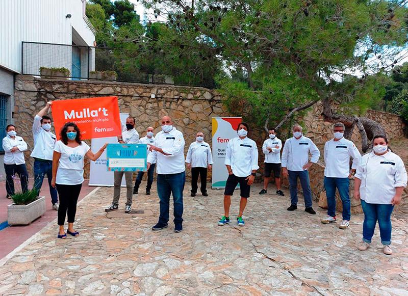 La @CuinaEmpordanet recapta fons contra l'esclerosi múltiple https://t.co/UhUfsAs5Ay
