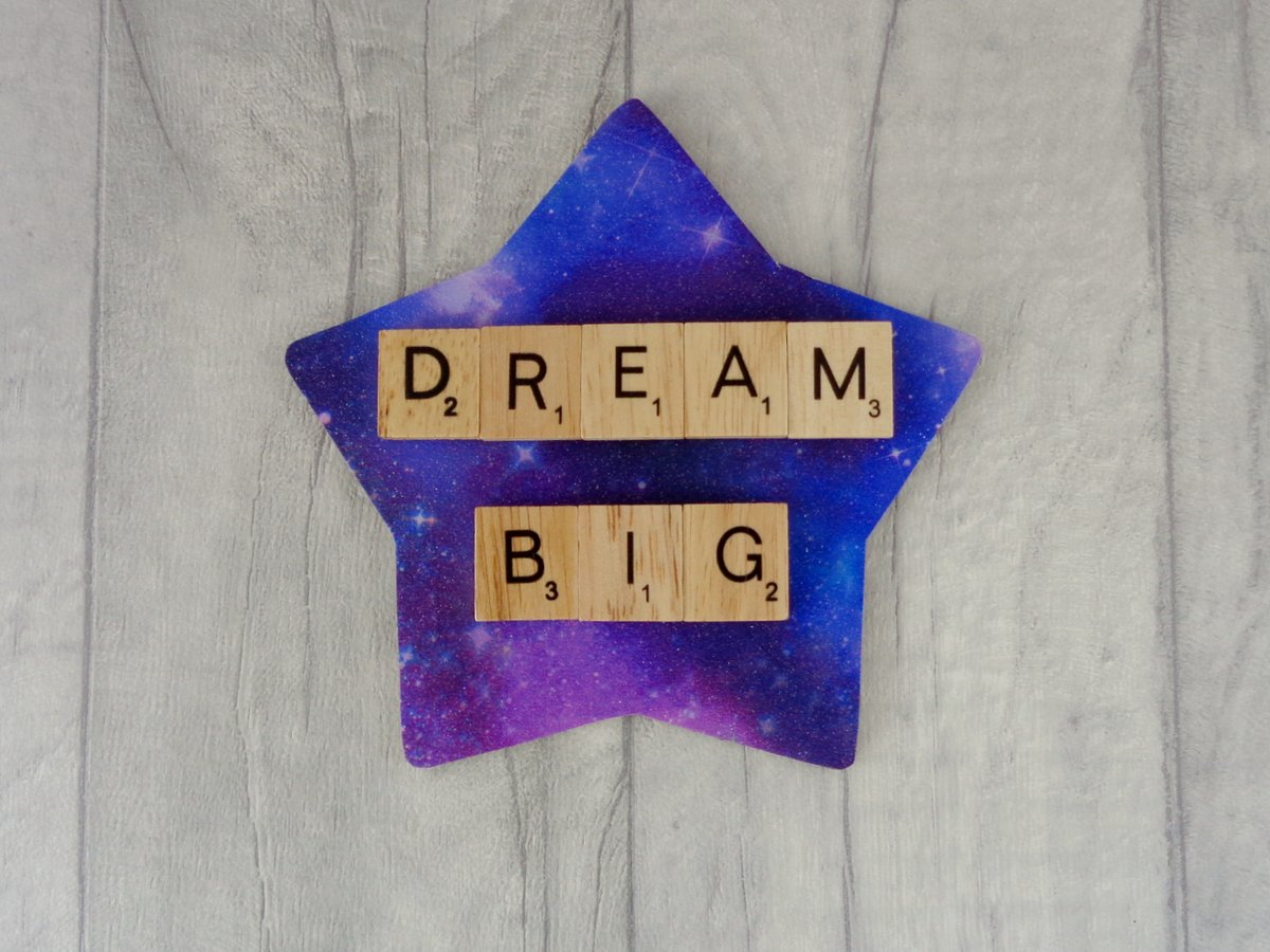 How about a #DreamBig star for #MondayMotivation? #EarlyBiz #shopindie #Londonislovinit  https://t.co/L5uNUS8ebx https://t.co/1RZrV1j9sI