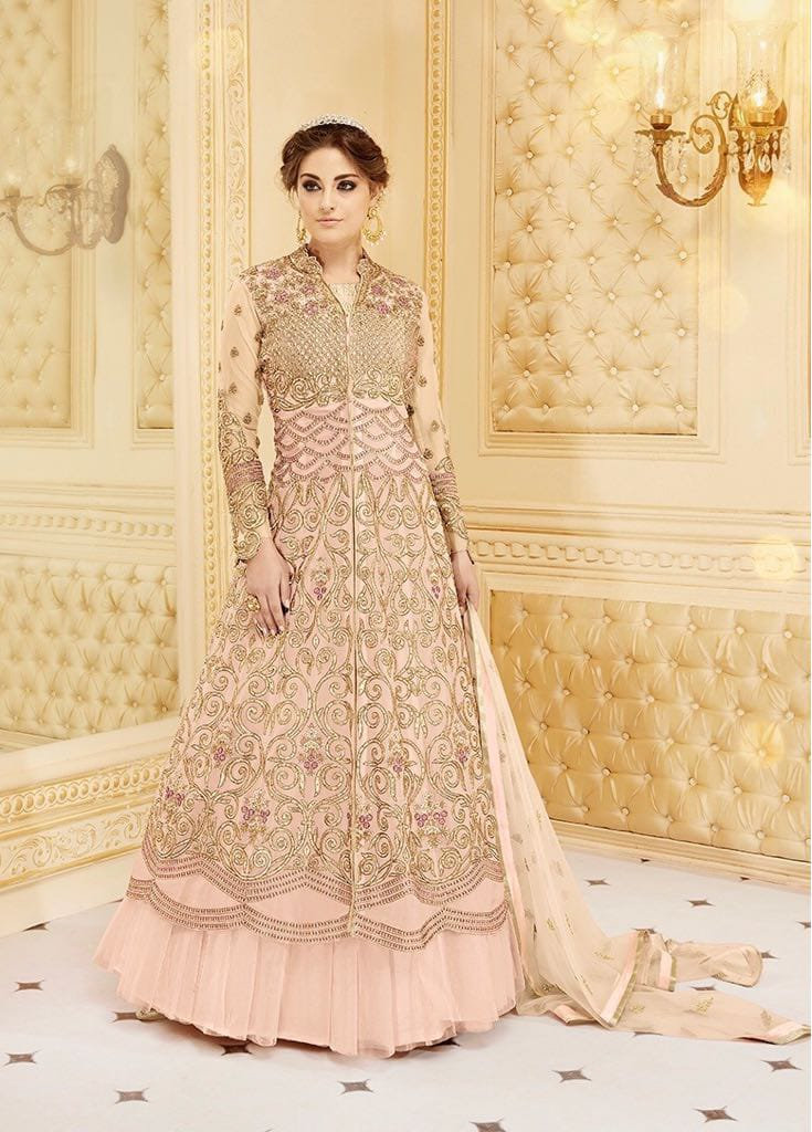 Excited to share the latest addition to my #etsy shop: Pure Bridal Net Indo Western Pakistani Suits in For Wedding wear on Bridal Wedding Outfit boutique at Etsy Store https://t.co/JG4kcATrvn #beige #prom #floral #victorian #longsleeve #halter #fitflare #empire #no https://t.co/fYg4W2ipFX