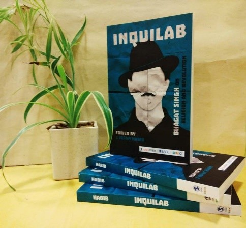 On #BhagatSingh's birth anniversary, we remember his intellectual legacy through a collection of his seminal writings.  Order your copy now at an exclusive discount of 40%, only @ https://t.co/AlXAaws4vc   #StealADeal @arpitayodapress #Inquilab #IrfanHabib #ShaheedBhagatSingh https://t.co/X3xxNfi30q