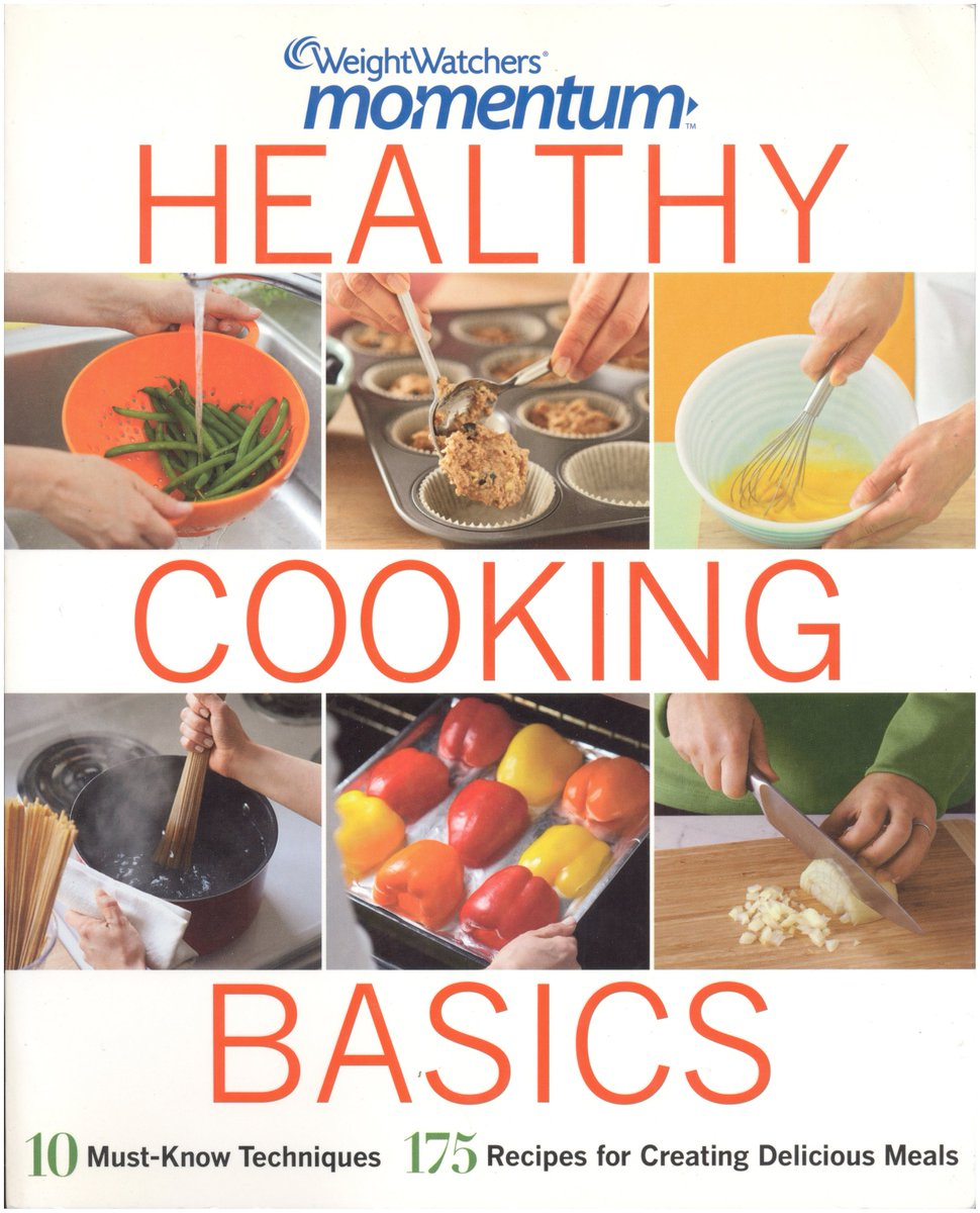 I just listed: '#WeightWatchers Momentum Healthy Cooking Basics', for 9.99 via @amazon https://t.co/pGwHL7obEC #Cookbook https://t.co/8y2F7dFzu7