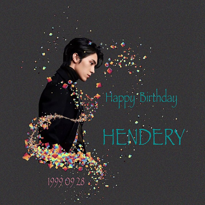 HAPPY BIRTHDAY HENDERY 🎉👏  #hendery #威神V #wayv #nct #nct2020  #HAPPYHENDERYDAY #9월의_빛나는_헨드리 #黄冠亨0928生日快乐 https://t.co/q9tvOHMr9f