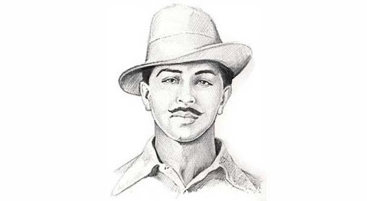 """They may kill me, but they cannot kill my ideas. They can crush my body, but they will not be able to crush my spirit"".  #Remembering legendary revolutionary freedom fighter & India's greatest #YouthIcon shaheed #BhagatSingh on his birth anniversary. #शहीद_भगत_सिंह #jaihind https://t.co/qfyyCMxMwT"