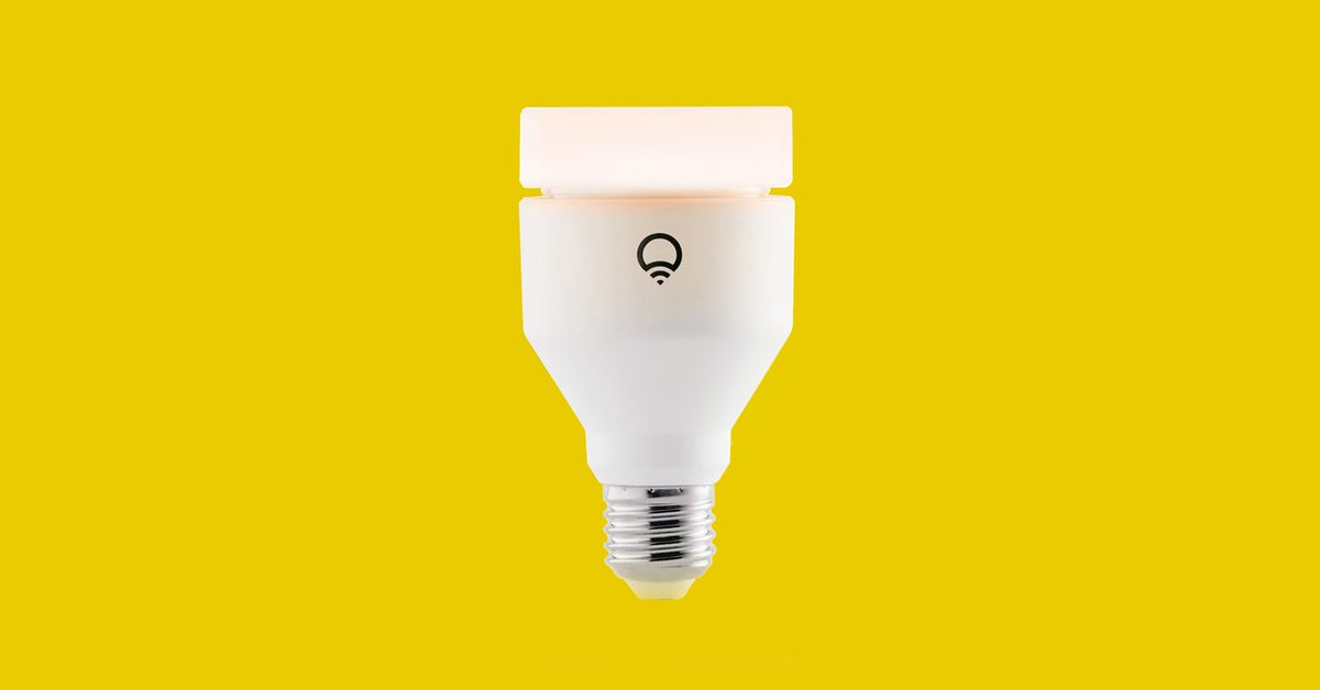 The Best Smart Light Bulbs (2020): Ambient Lighting, Kits, Color, and More They're the easiest way to start building a smarter home. From Ikea and Philips Hue kits to ambient lighting, here are our favorites. https://t.co/5spnM0aZUy #tech #gear https://t.co/kv0SWGVX1b