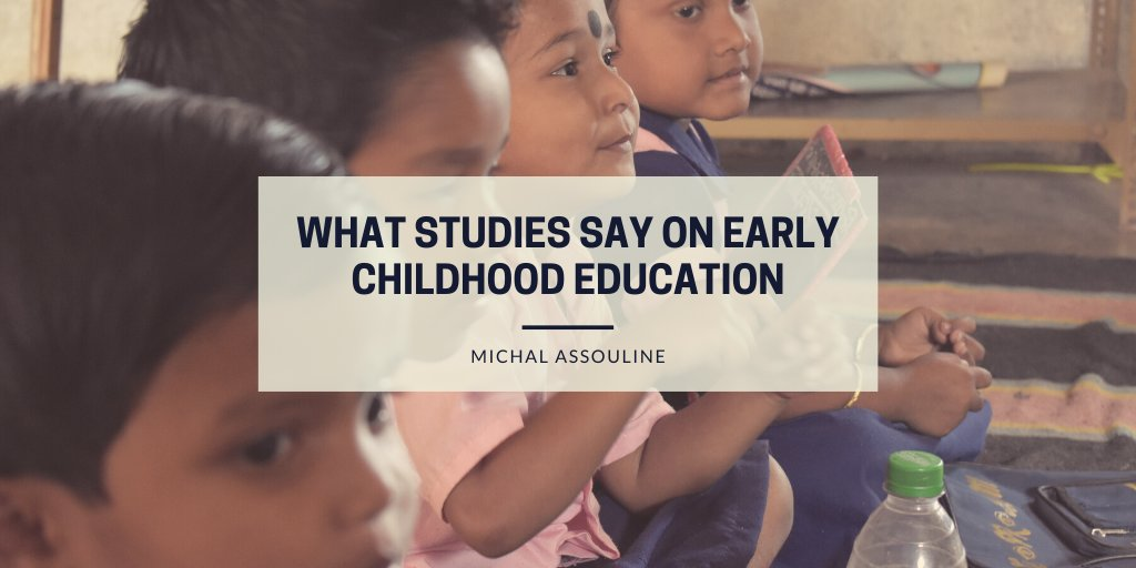 On importance of #EarlyChildhoodEducation, our new blog on the website brings out research done beforehand and how our #programs are aligned with them! #EducationForAll #PreSchool #edutwitter #EducationCannotWait