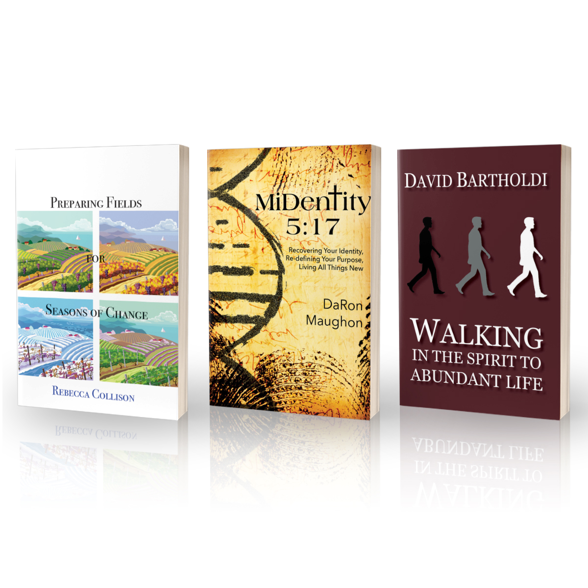 NEW BOOKS THIS WEEK!!  David Bartholdi: https://t.co/RE2tMwonXO  DaRon Maughon: https://t.co/rbYZWNhlnl Rebecca Collison : https://t.co/7RzJGKooZq  ---Have you ever dreamed of being an author? @TBN & @trilogybooks want to help! go to https://t.co/uJExWYj1TX to find out how! https://t.co/tjiCmtQ2PC