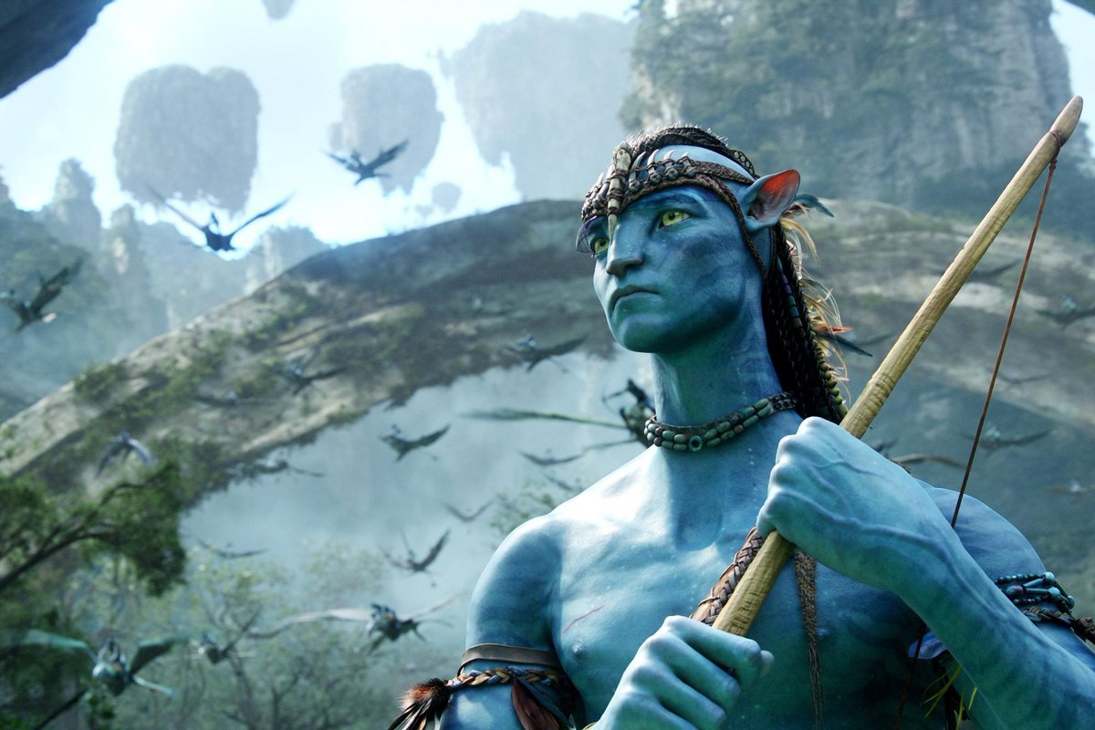 #Avatar 3 is 95% Complete   https://t.co/423yj2TeM0