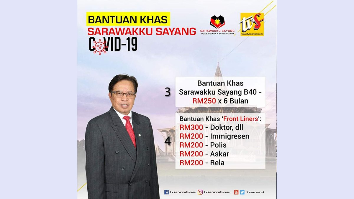 GPS has been bragging that they have a lot of cash reserves and recently gloated at the RM2.9billion payment by Petronas. With all this cash, the Sarawak State Government has run out of excuses for the delay. More ➡️ bit.ly/SarawakkuSayang