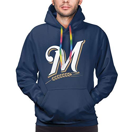 Siskiyou Men's Sportswear Baseball Team Hooded Casual Pullover Hoodie with Pocket Sweatshirt 2XL https://t.co/rwrkiS2ZjM #milwaukeebrewers #milwaukeebrewersnation #wearemilwaukeebrewersnation https://t.co/audcRVOxVy