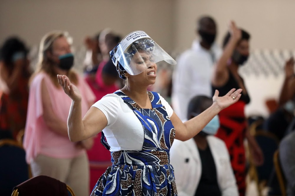 Lockdown level 1 brings cheer to churches: There was jubilation and excitement at the Royal Assembly Ministries in Primrose, in East Rand, as the church welcomed more than 50 worshippers for the first time in six months. https://t.co/0RzJ9VWNAc https://t.co/M3S3c4BLEW