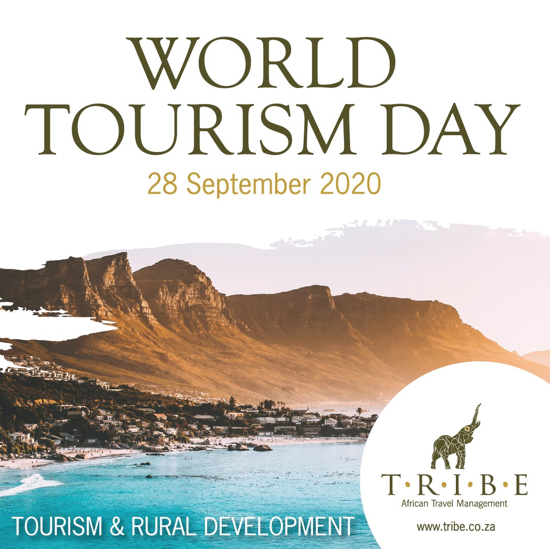 #WorldTourismDay is dedicated to #TourismandRuralDevelopment, as #Tourism can create many opportunities and jobs in remote areas.  Contact #TribeCommunications for your #TravelArrangements! https://t.co/SORCEgiiAu  #SeeAfrica #SeeTheWorld #Travel #TravelBug #TourismMonth #WTD2020 https://t.co/TUuBV5l8Y2