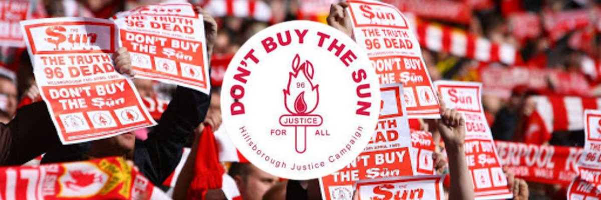 Another Header - Don't Buy The S*n! #YNWA #JFT96 https://t.co/PCylLGplQr