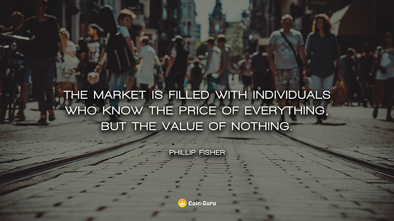 Price is what you pay. Value is what you get.  #trading #bitcoin #trader #cryptocurrency #btc #daytrading #eth #xrp #bnb #ada #eos #link #vet #xlm #bch #ltc #xtz https://t.co/zuWUumDFgT