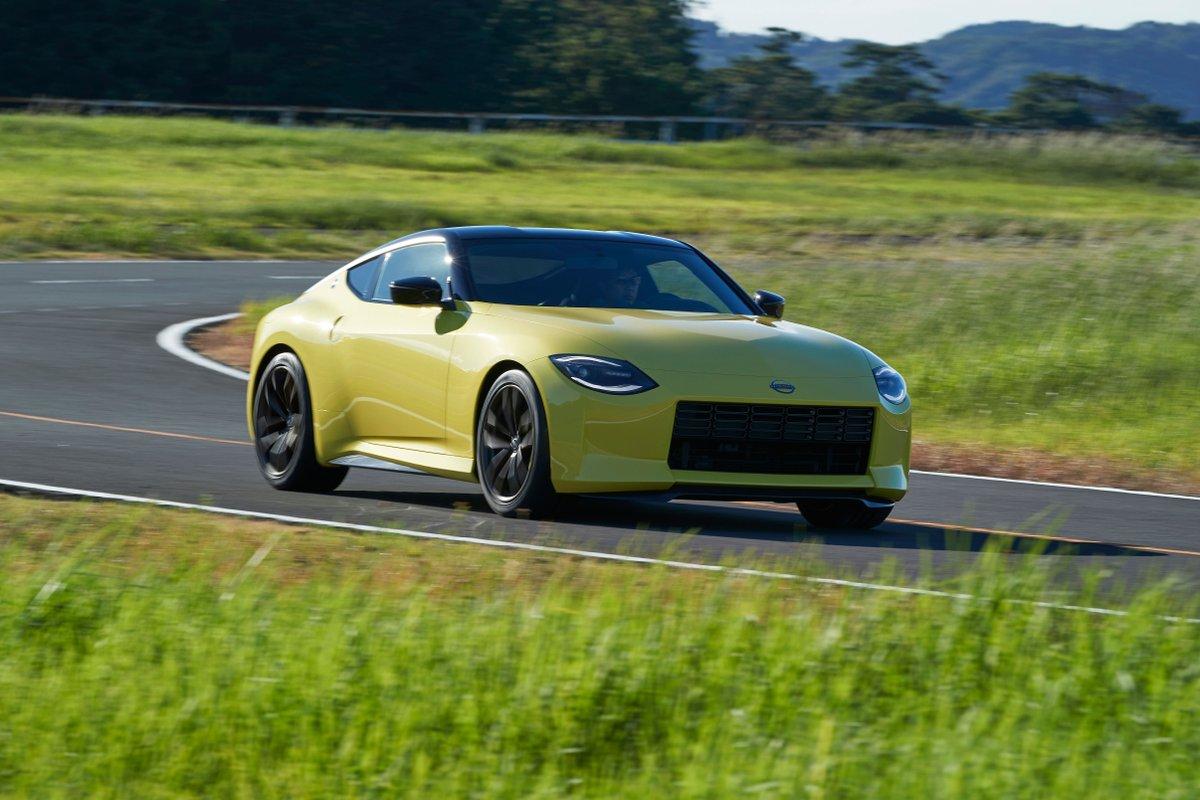 Nissan Z Proto previews 400Z sports car  https://t.co/Tl1dlCvvQr #motortrade #cars #motors #insurance https://t.co/C10EZUKxRS