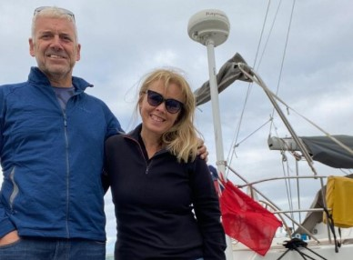 Helensburgh sailor Graeme Walker told the Advertiser about the terrifying moment when a pod of orcas attacked his yacht off the coast of Spain. Read the full story here: helensburghadvertiser.co.uk/news/18749708.…