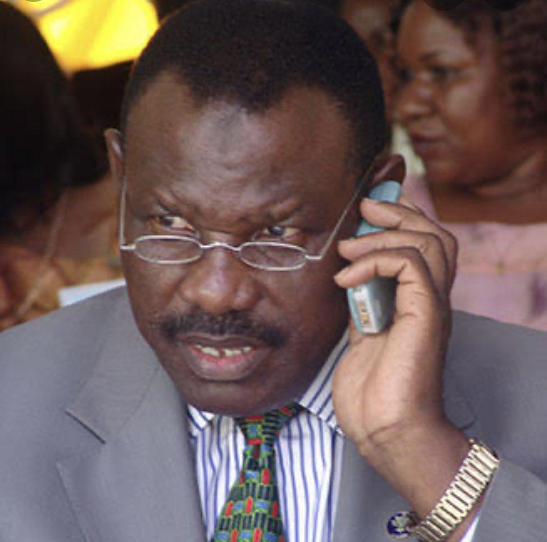 Just in: Former Kampala capital city Mayor Al Hajji Nasser Ntege Ssebagala is dead. Details on @nbstv https://t.co/rX3nJjkYhD