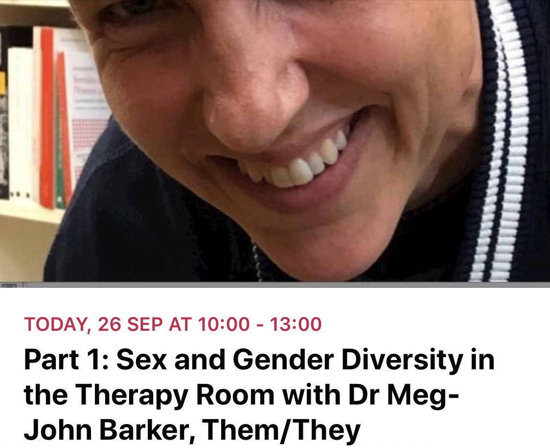 Really looking forward to this session this morning with @megjohnbarker  and @Helen_OpenSpace #LGBTQally #Diversity #Gender https://t.co/gsn3SQkgoZ