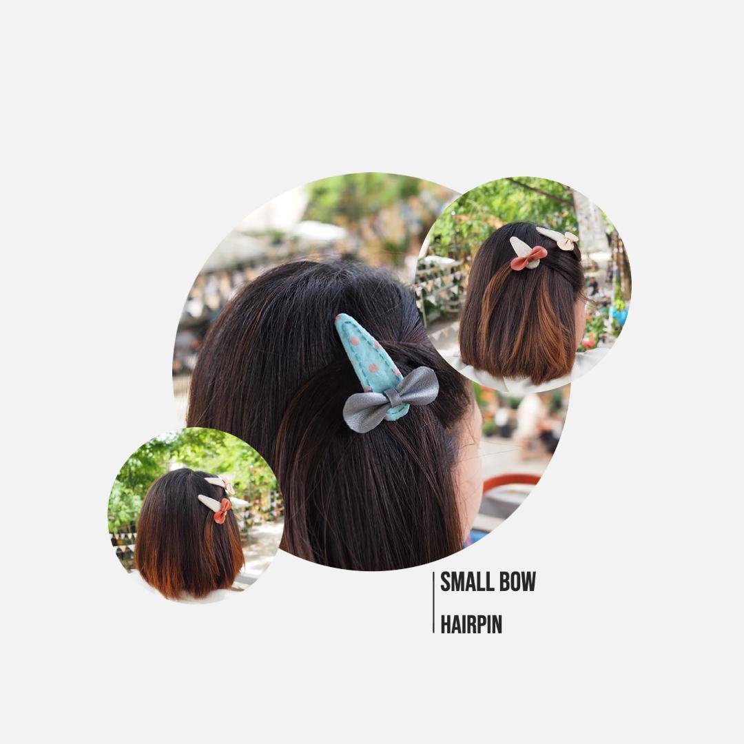 กิ๊บติดผมโบว์เล็ก ฿115  โบว์เล็กผลิตจากหนังแท้ตัดเย็บด้วยมือ ใส่ได้ในทุก ๆ วัน ไม่ว่าจะเด็กหรือผู้ใหญ่  #small #bow #hairpin #onenimman #chiangmai #chiangmaitravel #thailand #thailandtravel #goodvibes #치앙마이 #치앙마이여행 #태국 #태국여행 #清邁 #清迈 #泰國 #adayinchiangmai https://t.co/RoDNUlAHdO