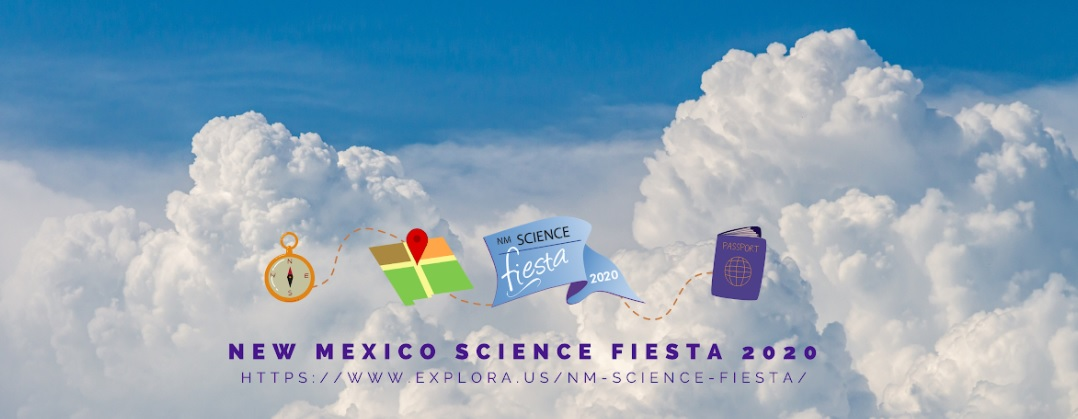 The New Mexico Science Fiesta 2020 online expo is this Saturday starting at 10am MDT. You can watch live on their YouTube channel. The balloon release with @NWSElPaso  kicks it off. #NMscienceFiesta #NMSTEM #STEAM #AllTogetherNM https://t.co/JyUUIURiip https://t.co/HtSkf9GaSu