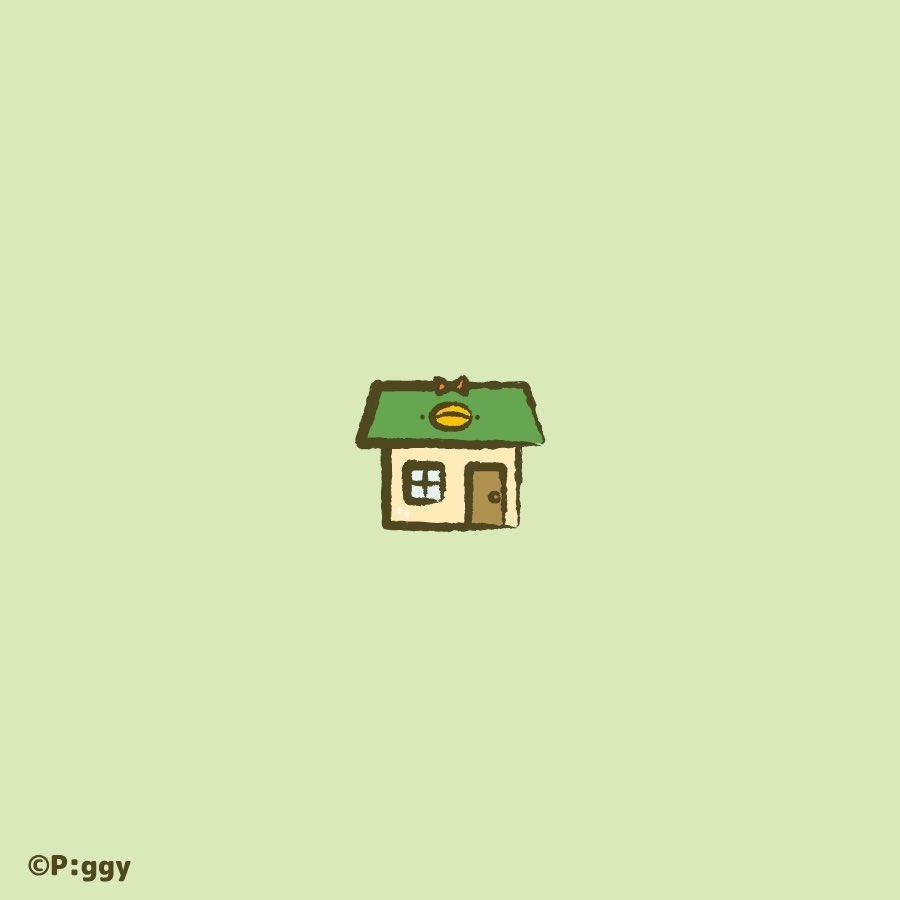 おうちぴよ🏠  #ピヨピヨちぴよ #イラスト #illustration #おうち https://t.co/EK7AmKTLz1