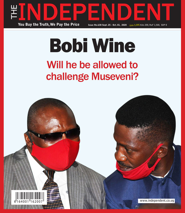 IN THE INDEPENDENT: Will Bobi Wine be allowed to challenge Museveni?  #YouBuyTheTruthWePayThePrice  https://t.co/yXapZDA2Uv https://t.co/Rru2U4rvry