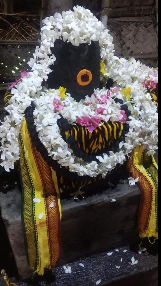 Photo Credit: Nalayni 121 from Pinterest ( https://t.co/3p07cxnFk6 ) May Lord Shiva bless all of us 🤗. #namastegod #shiva #lordshiva #kedarnath #kashi #hindu #haraharamahadev #mahadev_har #jyotirlinga #linga #somanath #somnath #mallikarjuna #mahakaleshwar #omkareshwar https://t.co/zZdyiOij7N