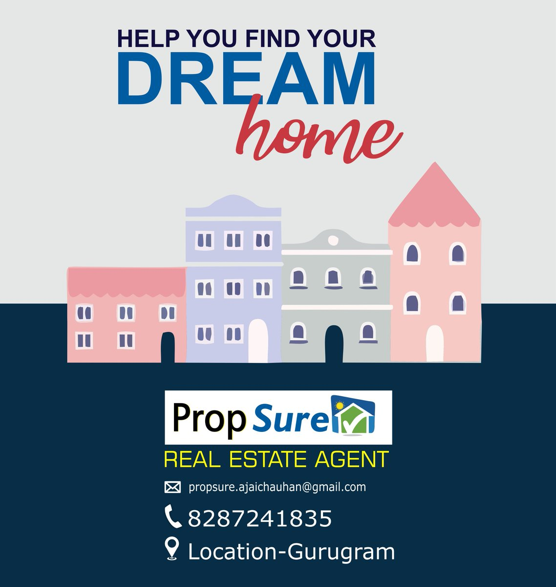 Help You Find Your Dream Home.  https://t.co/HrpUrW09rC @propsure1  #realestate #realtor #realestateagent #home #property #forsale #investment #realtorlife #househunting #luxury #dreamhome #newhome #interiordesign #luxuryrealestate #house #homesweethome #architecture #luxuryhomes https://t.co/UDOMRyWbsr