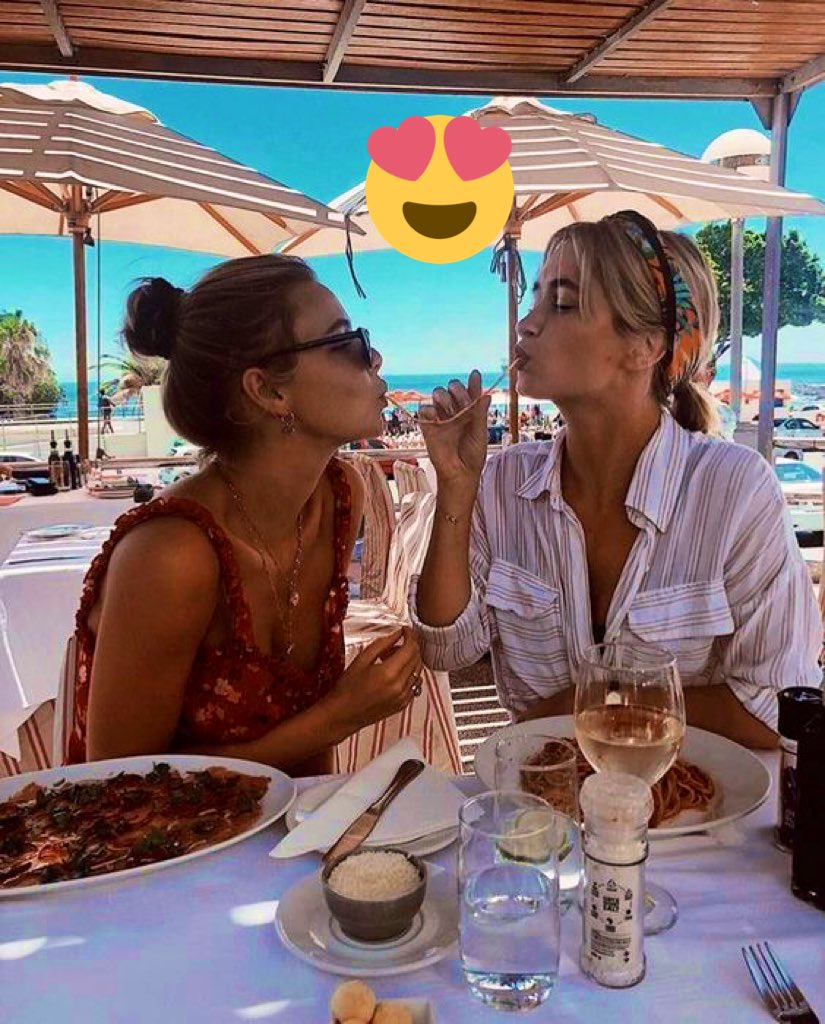 @mibileo #happy #SaturdayVibes  Millie let's share a #delicious #Pasta #LunchTime my Xo #Bff #coffee and #talk talk talk within. 💓🍝☕️🎈@mibileo @FragranceWings https://t.co/5h3wbSruWk