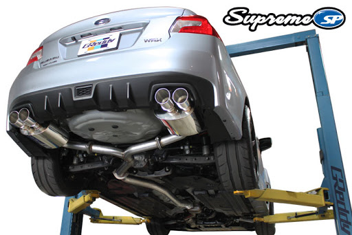 GReddy Supreme SP Catback Subaru STI 2015+ models. #2nrwerks #performance #performanceparts #raceparts #tuningparts #oman #bahrain #kuwait #saudiarabia #gcc #tuned #dragrace #turbo #supercharger #GReddy #subaru #sti #wrx #stiwrx #subaruwrx #catback #exhaustsystem #GReddycatback https://t.co/UdmL6U1ybX