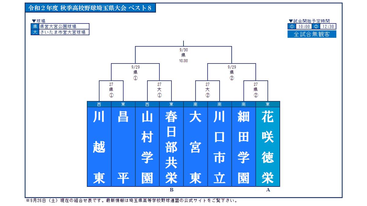 高校 埼玉 野球 県