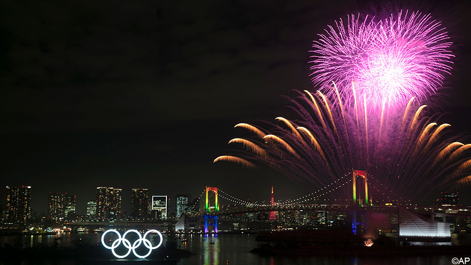 """Japanse premier: """"Spelen zullen bewijs zijn van overwinning van de mensheid op de pandemie"""" #Tokyo2020  https://t.co/vuV2LHNIj1 https://t.co/7b63NNjcR1"""