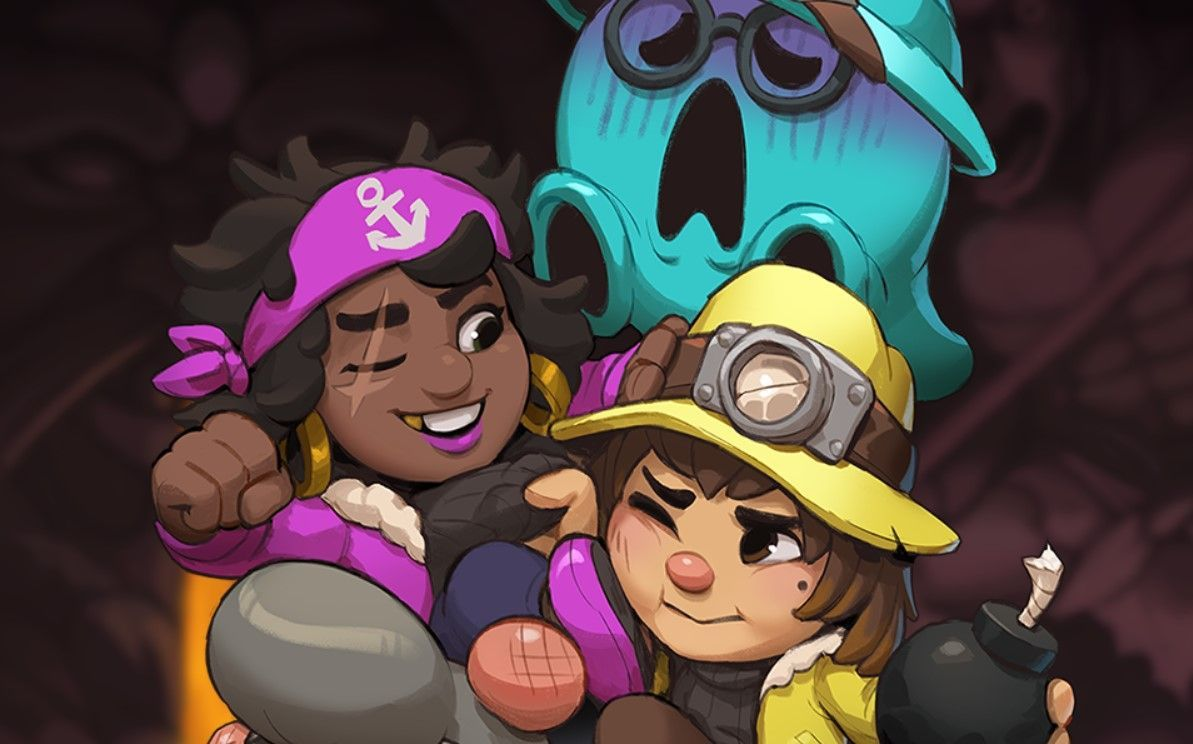 The PC version of Spelunky 2 will not have online multiplayer at launch https://t.co/p9LSvQW7Fr https://t.co/WL0AT6UJCb
