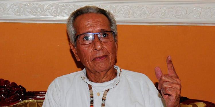 "Jorge Armando Ferrari, folclorista y maestro de danza: ""Comencé a bailar danza con una escoba"" https://t.co/GtQRC1l3UW #TuSaludEstaEnTusManos #LaTribuna #Honduras https://t.co/BxkgrdX6ZO"
